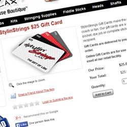 Extension Module: Auto Gift Certificates