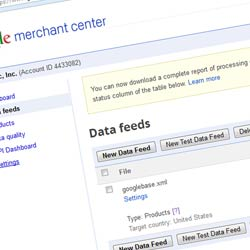 Extension Module: GoogleBase Shopping Feed